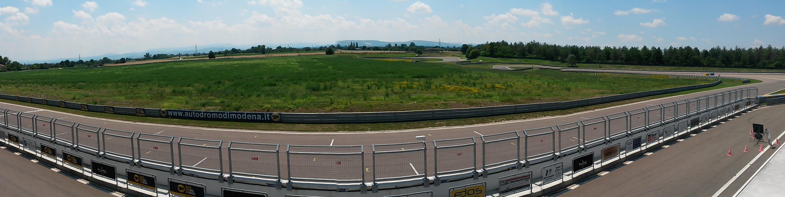 Circuito Modena : Day mattia mauri in libertÀ